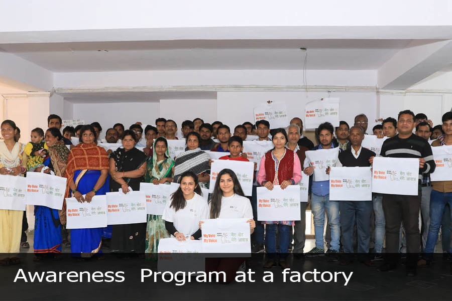 Awareness Program at a factory-3